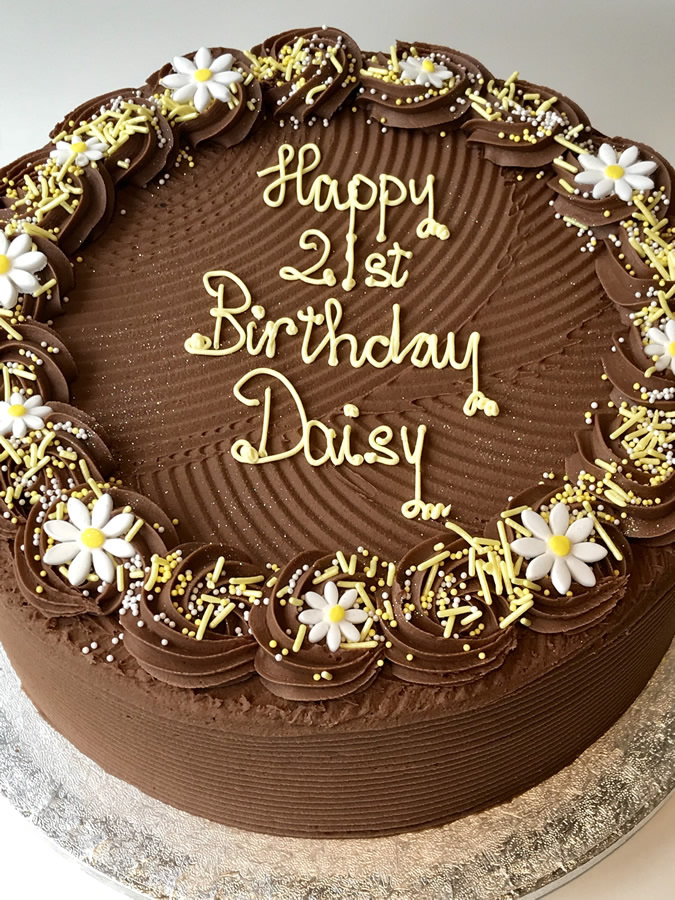 Marvelous Celebration Cakes At Butter And Cream Cakes Guildford And Milford Funny Birthday Cards Online Alyptdamsfinfo